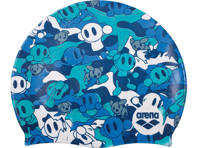 arena Kun Cap Juniors camo kun royal